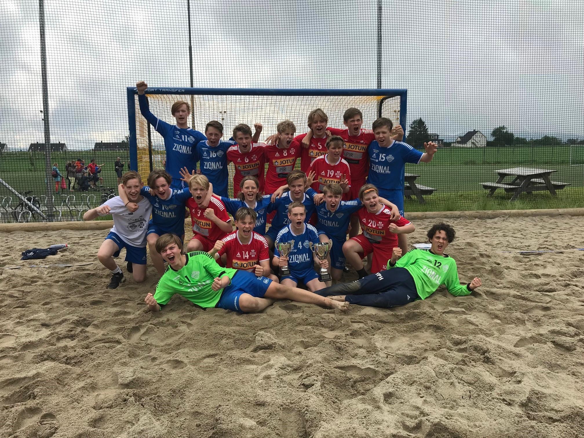 G04 vinner beach serien 2019